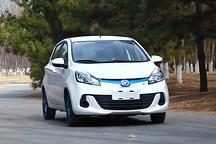 试驾全新长安奔奔EV 最推荐的入门级纯电动小车?