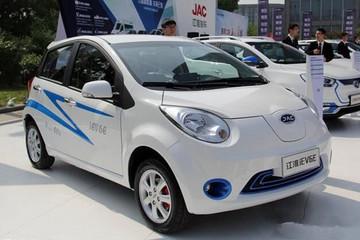 北京第二批新能源汽车备案目录,江淮iEV6E等9款车型或将进入