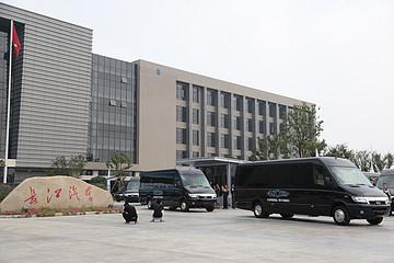 长江汽车助力G20峰会 首批210辆纯电动车交付使用