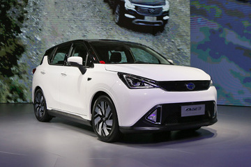 广汽集团将建新能源汽车子公司 加速新能源汽车布局