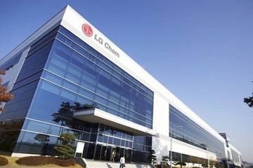 LG化学在华电池工厂一季度开工率上升