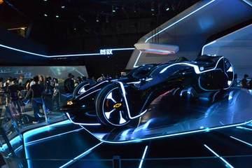 黑科技较量,上海车展又有哪些新招?