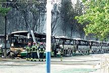 安凯回应北京蟹岛电动大巴着火:车辆未投入运营 不存在电池爆炸