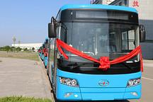 联孚中标德州新能源公交100辆 首批50辆将投入运营