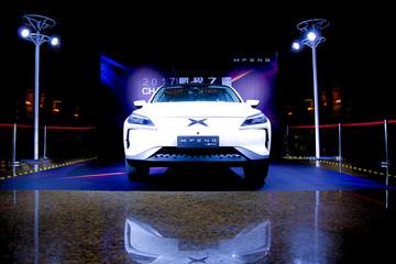 小鹏汽车百亿级自建工厂落户广东肇庆 首批量产SUV年内小范围上市