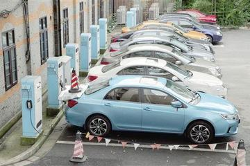 上海新能源汽车推广量破10万 为全球最大推广城市