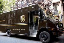UPS发布首款增程版燃料电池原型车