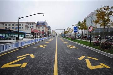 南京再设30公里公交专用道,新能源汽车可正常通行
