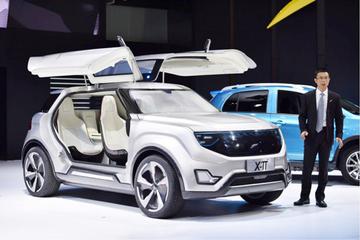 刘心文:以匠人之心,打造云度新能源汽车的未来生活