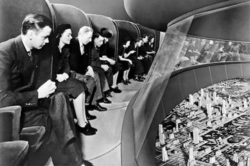 你以为智能出行是个新概念?通用在 80 年前就琢磨这事了