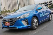 """韩国将为自动驾驶汽车技术研发建造""""城市"""""""