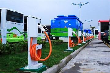 特来电中标中国最大新能源汽车充电BOT项目