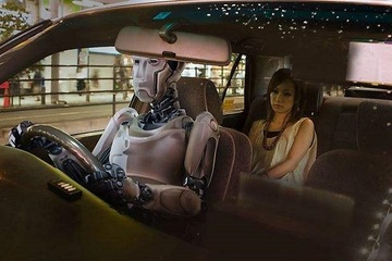 Alphabet携手Uber死敌Lyft开发无人驾驶汽车