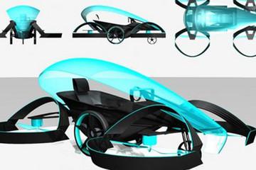 丰田资助飞行汽车研发 目标在2020年载人飞行