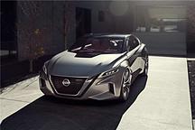 日产推全新电动概念车 量产有望引入国内