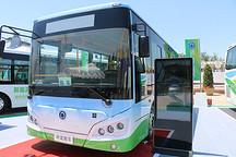 广州:2020年底全面实现公交电动化