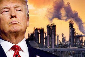 历史性撤退!特朗普宣布美国退出巴黎气候协定