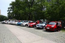 电亮中国第四季之充电群英会:北汽EV160测测普天桩