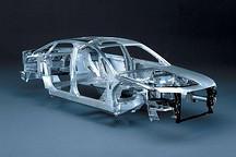 逆天的轻量化,轿车车身能减重60%?