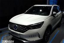 汉腾将推出3款新能源SUV 有望年内上市