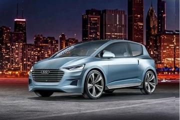 奥迪将推入门级无人驾驶电动汽车,或命名A0-新能源汽车,电动汽车高清图片