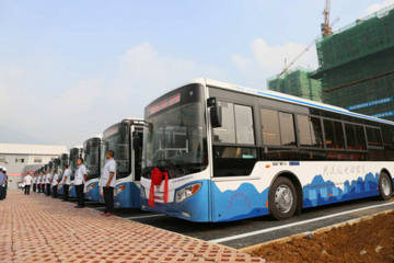 北京公交将新增1600辆新能源电驱动车