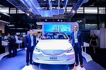 CES Asia 2017 | 宝马不寂寞,德赛西威亮相最新智能驾驶舱