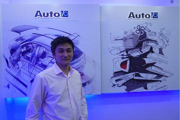 未来汽车开发者 | 友衷科技刘淼: 做液晶仪表盘的机器人博士