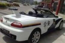 谁敢说中国的警车比国外的差?