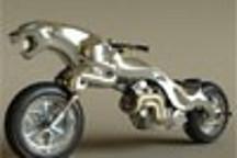 创意摩托车