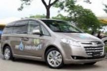东风裕隆LUXGEN纳智捷电动车将亮相EVS25