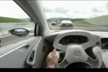 梅赛德斯-奔驰 F800 Style概念车全方位演示