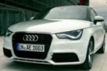 奥迪A1电动版:Audi A1 e-tron Concept