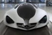 奔驰BIOME 未来的电动车?