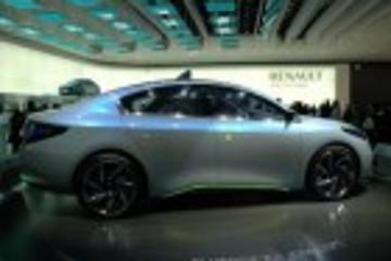 零排放-绝对环保 雷诺多款电动车将推出