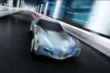 日产电动跑车ESFLOW