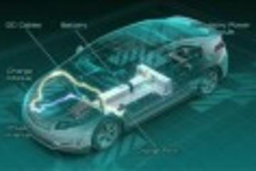 雪佛兰沃蓝达电动车电池技术