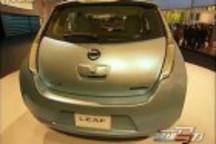 日产聆风:《超级马力绿色汽车盛典》2010最佳新能源动力奖
