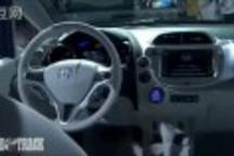 2012款本田飞度电动汽车 - 2010年洛杉矶车展