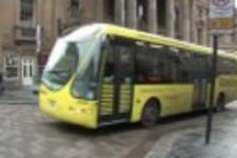2009【英国-纽卡斯尔】公共交通巴士