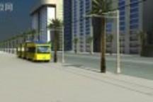 中国创造 双模式纯电动城市BRT快速公交系统