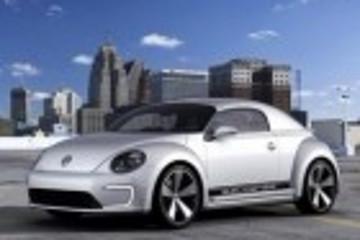 大众E-Bugster概念车亮相底特律车展