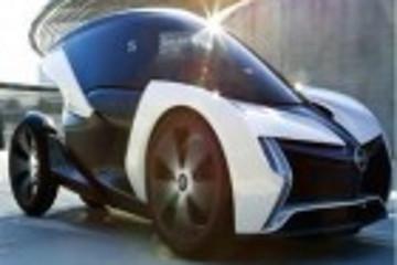欧宝零排放电动汽车Rak E曝光 材料可回收