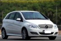比亚迪戴姆勒电动车再曝光 将亮相北京车展