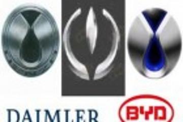 戴姆勒证实与比亚迪联合开发的电动车品牌为Denza