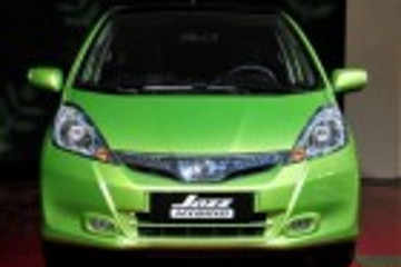 飞度混动版及电动版车型都将于年内上市