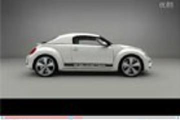 大众甲壳虫E-Bugster电动概念车