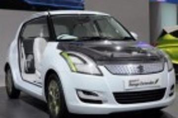 插电式混合动力雨燕今年入华测试 2013年推出