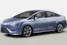 丰田燃料电池车2015年推出 续航700公里