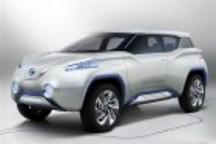 巴黎车展首发 日产TeRRA纯电动SUV官图曝光